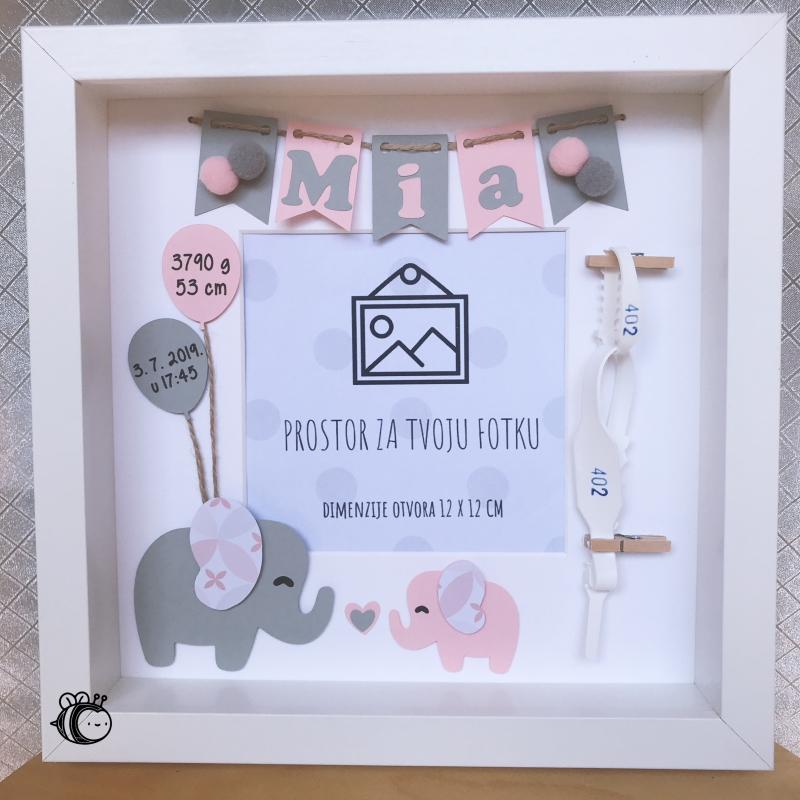 personalizirani poklon za bebu