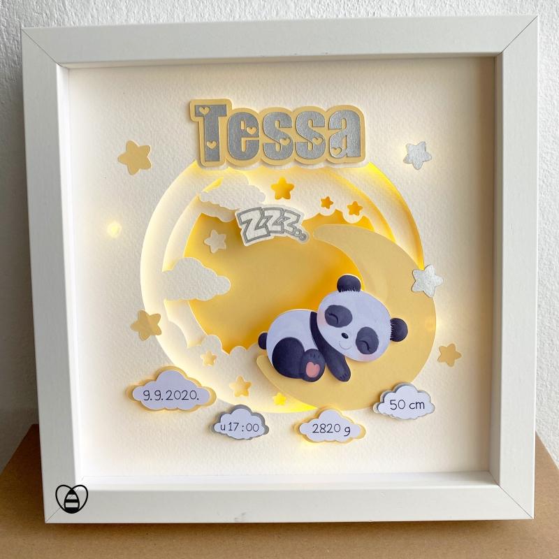 okvir za bebe
