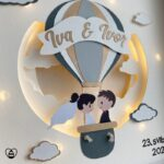 okvir za vjenčanje
