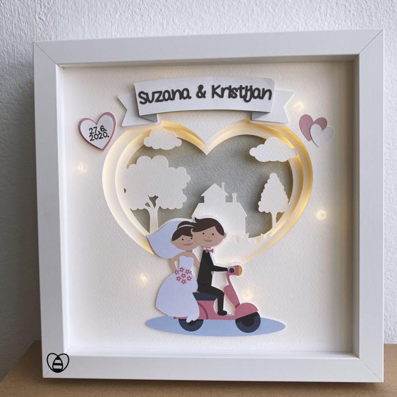 poklon za vjenčanje